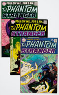 Bronze Age (1970-1979):Horror, The Phantom Stranger Group (DC, 1969-75) Condition: Average VF+....(Total: 25 Comic Books)