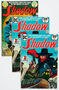 Bronze Age (1970-1979):Miscellaneous, The Shadow Group (DC, 1973-75) Condition: Average NM-.... (Total:12 Comic Books)