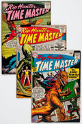 Silver Age (1956-1969):Science Fiction, Rip Hunter... Time Master Group (DC, 1961-69) Condition: AverageVG.... (Total: 23 Comic Books)