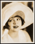 "Movie Posters:Miscellaneous, Clara Bow by Gene Robert Richee (Paramount, 1920s). Portrait Photo(8"" X 10""). Miscellaneous.. ..."
