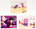 "Movie Posters:Animation, Yellow Submarine (United Artists, 1968). Kodak Color Transparencies(3) (4"" X 5""). Animation.. ... (Total: 3 Items)"