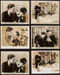 "Movie Posters:Crime, 20,000 Years in Sing Sing (First National, 1932). Photos (6) (8"" X10""). Crime.. ... (Total: 6 Items)"