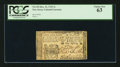 Colonial Notes:New Jersey, New Jersey December 31, 1763 1s PCGS Choice New 63.. ...