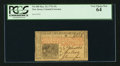 Colonial Notes:New Jersey, New Jersey March 25, 1776 15s PCGS Very Choice New 64.. ...