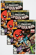 Modern Age (1980-Present):Superhero, The Amazing Spider-Man #206 Group (Marvel, 1980) Condition: AverageNM-.... (Total: 18 Comic Books)