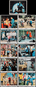 """Movie Posters:Elvis Presley, Roustabout (Paramount, 1964). Color Photos (11) (8"""" X 10""""). ElvisPresley.. ... (Total: 11 Items)"""
