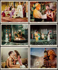 """Movie Posters:Adventure, Atlantis, the Lost Continent (MGM, 1961). Color Photos (6) (8"""" X10""""). Adventure.. ... (Total: 6 Items)"""