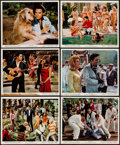 """Movie Posters:Elvis Presley, Spinout (MGM, 1966). Color Photos (6) (8"""" X 10""""). Elvis Presley..... (Total: 6 Items)"""
