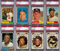 Baseball Cards:Lots, 1961 Topps Baseball Mainly Stars and Hall of Famers Collection(140+). ...