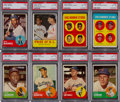 Baseball Cards:Lots, 1963 Topps Baseball Stars and Hall of Famers Collection (110+). ...