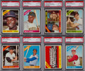Baseball Cards:Lots, 1966 Topps Baseball Mainly Stars and Hall of Famers Collection(100+). ...
