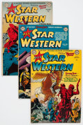 Golden Age (1938-1955):Western, All Star Western Group (DC, 1951-58) Condition: Average VG/FN....(Total: 33 Comic Books)