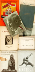 Books:Art & Architecture, [Art]. Group of Nine Books on Art. Various Publishers and dates. ... (Total: 9 Items)