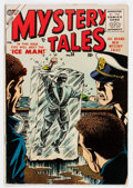 Silver Age (1956-1969):Mystery, Mystery Tales #38 (Atlas, 1956) Condition: VG/FN....