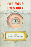 Books:Literature 1900-up, Ian Fleming. For Your Eyes Only. Five secret occasions inthe life of James Bond. London: Jonathan Cape, [1960]....