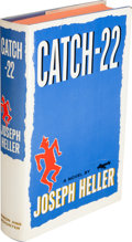 Books:Literature 1900-up, Joseph Heller. Catch-22. New York: Simon and Schuster, 1961.First edition, first printing. Presentation copy, ins...