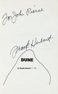 Books:Science Fiction & Fantasy, Frank Herbert. Dune. Philadelphia: Chilton Books, [1965].First edition, first printing in the first printing dust...