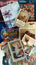 Books:Americana & American History, [Americana]. Large Lot of Forty-Three Books of Americana. Variouspublishers and dates. ... (Total: 43 )
