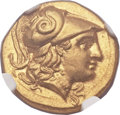 Ancients:Greek, Ancients: MACEDONIAN KINGDOM. Alexander III the Great (336-323 BC).AV stater (20mm, 8.58 gm, 6h). ...