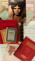 Books:Music & Sheet Music, [Sheet Music]. Large Lot of Sheet Music Titles. Various Publishers and dates. ... (Total: 48 )