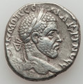 Ancients:Roman Provincial , Ancients: SYRIA. Emesa. Macrinus (AD 217-218). AR tetradrachm(12.90 gm). ...