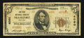 National Bank Notes:Kentucky, Frankfort, KY - $5 1929 Ty. 2 The State NB Ch. # 4090. ...