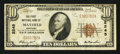 National Bank Notes:Kentucky, Mayfield, KY - $10 1929 Ty. 1 The First NB Ch. # 2245. ...