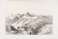 David Roberts. The Holy Land, Syria, Idumea, Arabia, Egypt & Nubia. From Drawings Made on the Spot by David Rob...