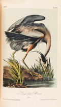 Books:Natural History Books & Prints, John James Audubon. The Birds of America, from Drawings Made in the United States and Their Territories. New York: V... (Total: 10 Items)