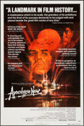 """Movie Posters:War, Apocalypse Now (United Artists, 1979). One Sheet (27"""" X 41"""") ReviewStyle. War.. ..."""