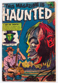 Golden Age (1938-1955):Horror, This Magazine Is Haunted #10 (Fawcett Publications, 1953)Condition: VG....