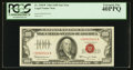 Small Size:Legal Tender Notes, Fr. 1550* $100 1966 Legal Tender Note. PCGS Extremely Fine 40PPQ.. ...