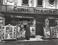 Photographs, BERENICE ABBOTT (American, 1898-1991). Lyric Theatre, 1936. Gelatin silver, printed circa 1979. 10-1/2 x 13-1/2 inches (...