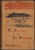 Books:Science Fiction & Fantasy, H. G. Wells. The Island of Dr. Moreau. London: 1896....