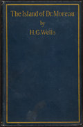 Books:Science Fiction & Fantasy, H. G. Wells. The Island of Dr. Moreau. New York: 1896....