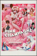 "Movie Posters:Adult, Pink Champagne (Cal Vista, 1979). One Sheet (27"" X 41""). Adult.. ..."