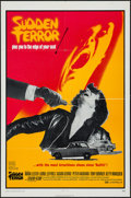 "Movie Posters:Thriller, Sudden Terror & Other Lot (National General, 1971). One Sheets (2) (27"" X 41""). Thriller.. ... (Total: 2 Items)"