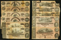 Confederate Notes:1864 Issues, An Assortment of Eleven 1864 Issue Confederate Notes.. ... (Total: 11 notes)