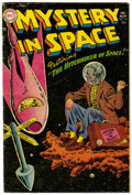 Golden Age (1938-1955):Science Fiction, Mystery in Space #24 (DC, 1955) Condition: VG....