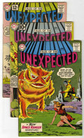 Silver Age (1956-1969):Horror, Tales of the Unexpected Group (DC, 1960-63) Condition: AverageFN.... (Total: 5 Comic Books)