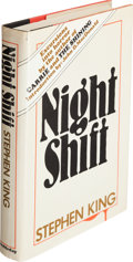 Books:Horror & Supernatural, Stephen King. Night Shift. Garden City: Doubleday &Company, Inc., 1978. First edition, first printing. With a sig...