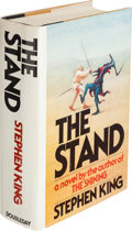 Books:Horror & Supernatural, Stephen King. The Stand. Garden City: Doubleday &Company, Inc., 1978. First edition. Inscribed by King on the fro...