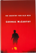 Books:Literature 1900-up, Cormac McCarthy. No Country for Old Men. New York: Alfred A.Knopf, 2005. First edition. Signed by McCarthy on an ...
