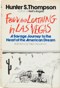 Books:Literature 1900-up, Hunter S. Thompson. Fear and Loathing in Las Vegas. ASavage Journey to the Heart of the American Dream. Illustr...