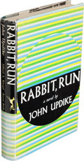 Books:Literature 1900-up, John Updike. Rabbit, Run. New York: Alfred A. Knopf, 1960.First edition, presentation copy, inscribed by Updike o...