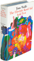 Books:Literature 1900-up, Tom Wolfe. The Electric Kool-Aid Acid Test. New York:Farrar, Straus, and Giroux, [1968]. First edition. Signed by...