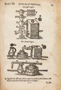 Books:Science & Technology, John French. The Art Of Distillation, Or A Treatise of thechoisest Spagyricall Preparations performed by way ofDistill...
