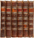 Books:Literature Pre-1900, Robert Dodsley, ed. A Collection of Poems in Six Volumes by Several Hands. London: J. Hughs for R. & J. Dodsley,... (Total: 6 Items)