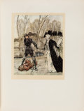 Books:Children's Books, [Arthur Rackham, illustrator]. Sir Thomas Malory. The Romance ofKing Arthur and His Knights of the Round Table. ...