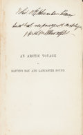 Books:Travels & Voyages, Robert Anstruther Goodsir. An Arctic Voyage to Baffin's Bay andLancaster Sound, in Search of Friends with Sir John Fran...